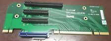 Supermicro RSC-R2UU-U2E4E8G 2U LHS UIO PCI-Express x8 & PCIE x4 Riser Card