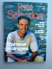 Selection Reader's Digest Magazine  Janvier 2000  Neuf   Charmeur de Dragon
