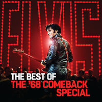Elvis Presley  - The Best of the 68 Comeback Special - New CD - Pre Order 15/2