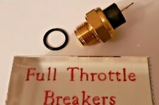 Honda VF 700 Magna Rc21 Thermostat Radiator Fan Switch Brass Screw Type