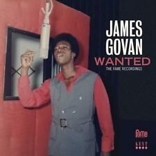 JAMES GOVAN Wanted - The Fame Recordings NEW & SEALED CD (KENT) SOUTHERN SOUL