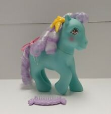 Vintage G1 Hasbro My Little Pony Mint Dreams Candy Cane with Accessories