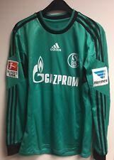 FC Schalke 04 S04 Spielertrikot Formotion Marcel Sobottka Gr. 6 - Bundesliga