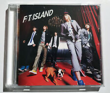 FTISLAND Flower Rock Normal Edition Japan Press CD - No Photocard FT ISLAND
