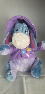 "Eeyore Rainshop Plush Doll Disney Store 9"" Stuffed Animal. Pre-owned w/tag."
