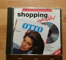 Otto Katalog CD ROM von 1994. Rarität, Erstausgabe, Sammlerstück Cindy Crawford