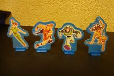 Sorry 2001 The Disney Edition Blue Character Movers Game Parts