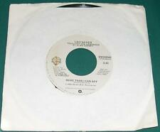 LEO SAYER - More Than I Can Say / Millionaire (45 RPM Single, 1980) VG+