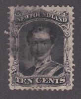 Newfoundland 1865-94 #27a Prince Albert VF Used