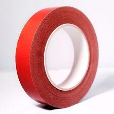Hovat Linson, Self-Adhesive, Paper tape (Box of 4) 38mm x 50m, Red (Geranium)