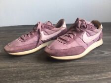 NIKE Trainers Vintage 1984 Running Sneakers Cortez Diablo Shoes Pink Women Sz 6
