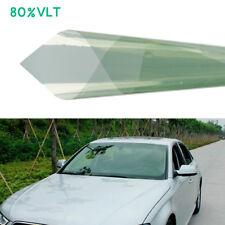 Green 80% VLT Windscreen Window Tint Solar Film Roll Car Auto House 76cm x 1.5m