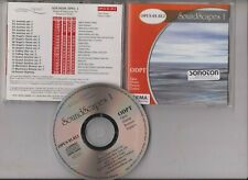 CD Sonoton  Opus 01.012 Sound Scapes 1