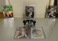Mike Trout Baseball Card Lot