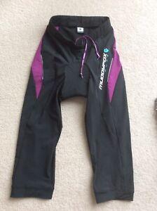 MUDDY FOX Padded Cycling Shorts Size 8