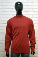 Marlboro Classics Maglione Taglia 2XL Uomo Pullover Felpa Cardigan Lana Sweater