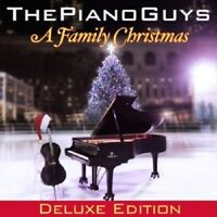 THE PIANO GUYS: A FAMILY CHRISTMAS (DELUXE EDITION) CD+DVD WEIHNACHTSLIEDER NEW!
