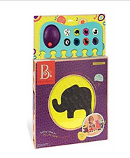 B Baby Floorchestra Baby Play Mat Sounds and Music New Damaged Package