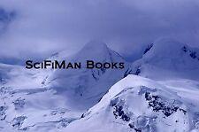 KODACHROME 35mm Slide Switzerland Zermatt Alps Mountains Snow Glaciers 1979!!!