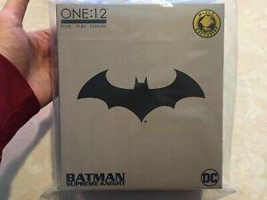 Mezco One:12 Batman Supreme Knight Darkest Dawn Edition Figure NEW IN HAND
