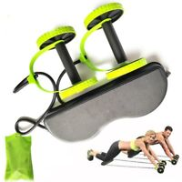 Abdominal Exercice Roller Body Fitness Abdo Training Machine Abs Entrainement Fr