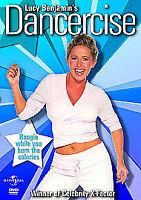 Lucy Benjamin's Dancercise (DVD, 2002) NEW SEALED PAL Region 2