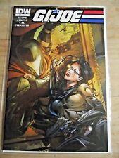 IDW GI Joe #13 Baroness Cobra Commander on cover VF+
