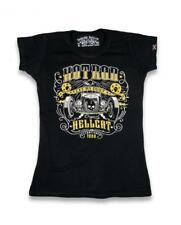 DTO. -20% ! CAMISETA CHICA / WOMEN T-SHIRT TEE 'EAT MY DUST' BY HOTROD HELLCAT
