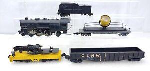 American Flyer Trains S Gauge Junk Lot