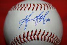 GAVIN FLOYD AUTOGRAPHED SIGNED BASEBALL CHICAGO WHITE SOX PHILLIES COA