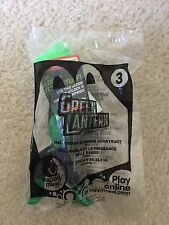 McDonald's Happy Meal Toy ~ 2012- Green Lantern ~ # 3 ~ New In Plastic