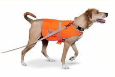 Reflective Orange Dog Vest By Petflect Small Size Unisex