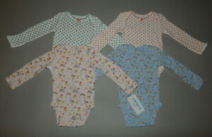NWT, Baby girl clothes, Preemie, Carter's bodysuits/ ~~~SEE DETAILS ON SIZE/SALE