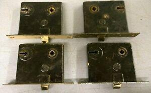 Lot of PENN Antique Mortise Door Locks