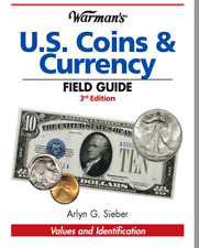 "DIGITAL BOOK ""US COINS & CURRENCY"" FIELD GUIDE VALUES AND IDENTIFICATION"
