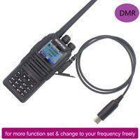 DMR Dual Band Digital Mobile Radio Baofeng DM-1701 CTCSS/DCS DTMF High/low Power