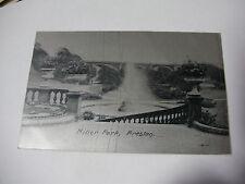 Lot07r - MILLER PARK PRESTON Alumino Postcard