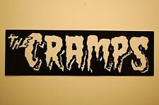 The Cramps Sticker Decal (138) Punk Rock Reverend Horton Heat Rockabilly Car
