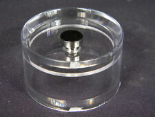 Acrylic RING Type Magnetic METEORITE Display Stand Great for Smaller Meteorites