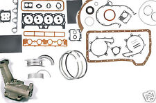 Mercruiser Marine 470 224 3.7 Engine Kit Oil Pump Rings gaskets bearings 170hp