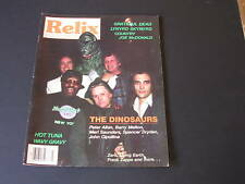 GRATEFUL DEAD & DINOSAURS RELIX Magazine June 1988