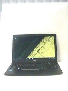 """Acer Swift SF314-31 Intel N3710 Quad Core CPU 4Gb RAM 120Gb SSD 14"""" HD Win10"""