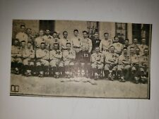 Augusta Military Academy Fort Defiance Virginia 1923 Baseball Team Picture RARE!