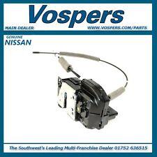 Genuine Nissan Navara D40 & Pathfinder R51 D/S R/H Front Door Lock Mechanism