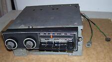 72 73 Plymouth Fury AM FM radio Good Working & warranty 70 71 74 ??