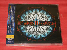 2018 JAPAN CD KOBRA AND THE LOTUS Prevail II WITH BONUS TRACK