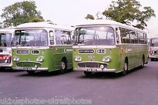 Crosville CLL918/CLL919 Chester Zoo 11/08/74 Bus Photo