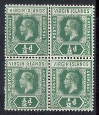 British Virgin Islands Block Stamps