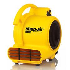 Shop-Vac 1032000 500 CFM 120-Volt Shop-Air Portable Mighty Mini Air Mover