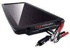 12v schumacher solar battery charger panel kit maintainer car auto atv marine